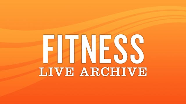 Fitness Live Archive