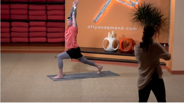 45 Minute Core Flow w/ Cassie (Livestream from 12/3/20)Starts @13:06 Minute mark