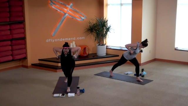 45 Minute Yoga Up w/Nicole (Livestrea...