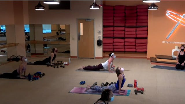 LIVE Yoga Up w/ Carrie, Sunday 9/26/2...