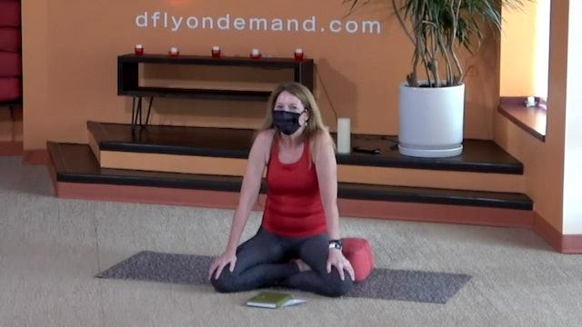 45 Minute Yin w/ Kelly (Livestream from 1/17/21) Starts @ the 17:42 Min Mark