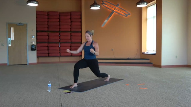 45 Minute Core Flow w/Nichole, (08/02/20 Livestream) Starts at 13:00
