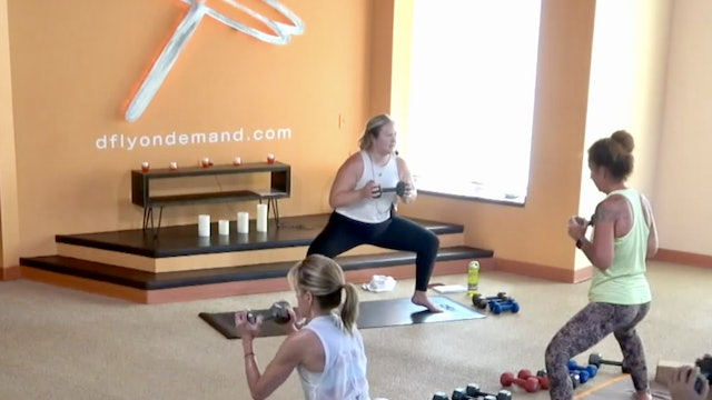 45 Minute Yoga Up® w/ Carrie M. (Livestream from 7/11/21)