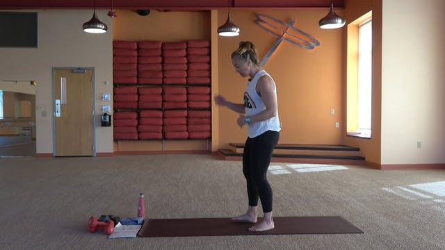 45 Minute Yoga Up® with Shawn