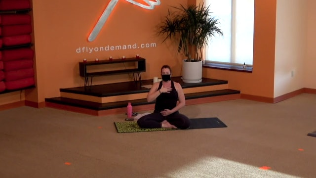 45 Minute Power Flow w/ Anna (Livestream from 9/22/21)