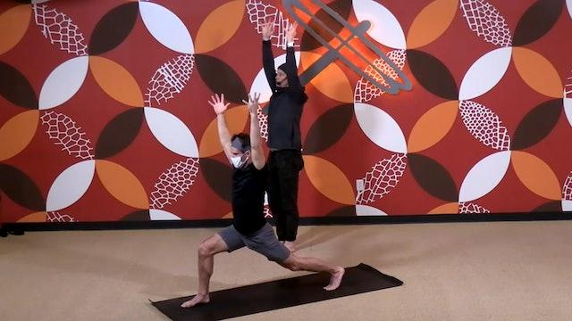 45 Minute Core Flow w/ Brady (Livestream 12/15/20) Starts @ 17:25 minute mark