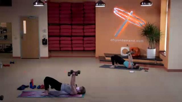 45 Minute Yoga Up w/ Lauren (Livestream from 11/9/20) Starts @ 20:34 Minute Mark