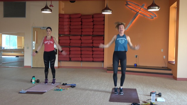 60 Minute Circuit Up® with Sam