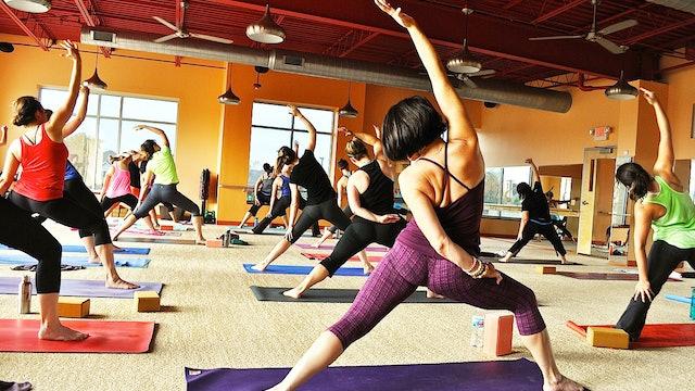 LIVE Yoga Up with Lauren, Monday 9/28/20 @ 7am (CST)