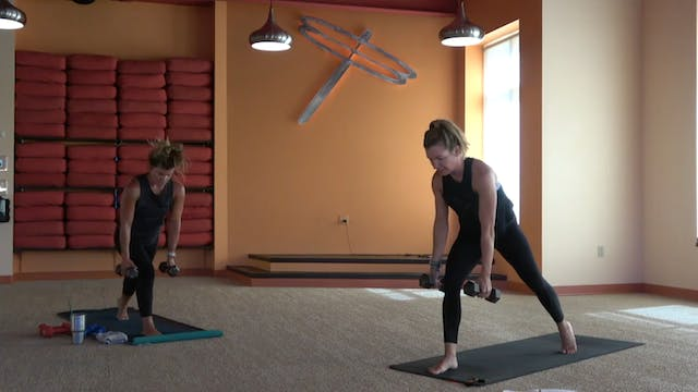 45 Minute Yoga Up® w/Sam (8/11/20 Liv...