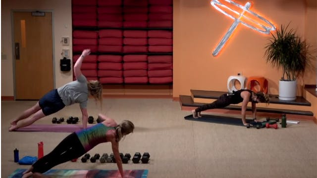 LIVE Yoga Up w/ Ashley, Wednesday 3/3...