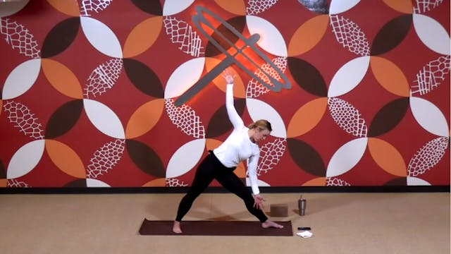 45 Minute Flow w/ Jorie (Livestream f...