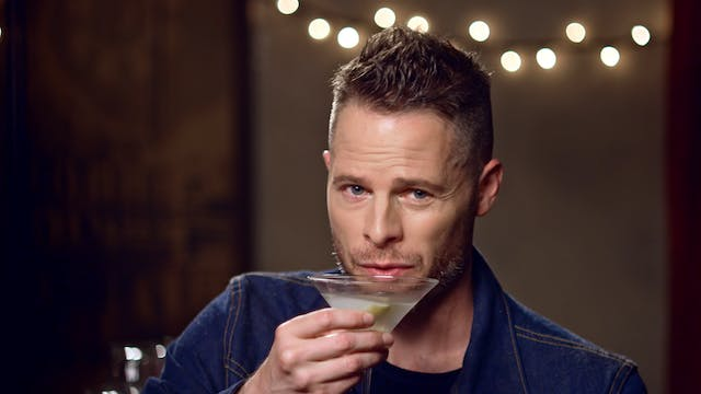 M is for Martini