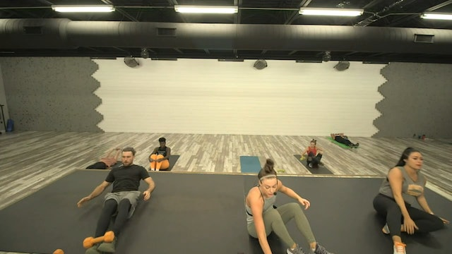 Saturday 10-23 HIIT2FIT - Core Challenge