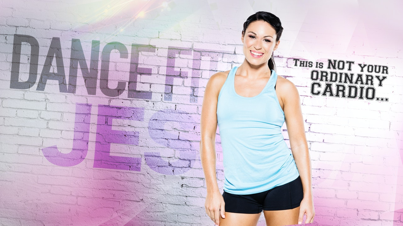 """This is not your ordinary Cardio!"" -Dance Fitness with Jessica (DVD2)"