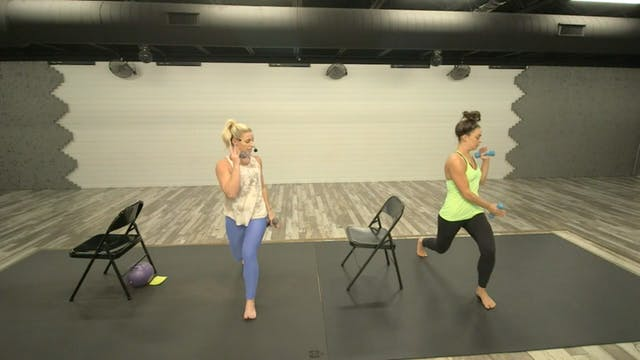 Wednesday 06-10-20 Barre2Fit