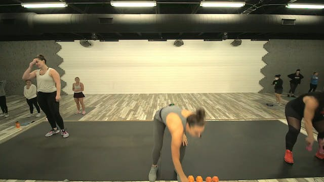 Wednesday 02-10-2021 HIIT Class