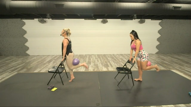 Wednesday 06-03-20 Barre2Fit