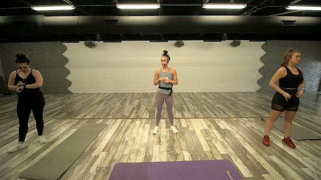 Wednesday 03-24-21 HIIT2FIT