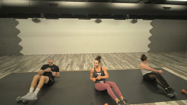 Thursday 6-11 HIIT2Fit