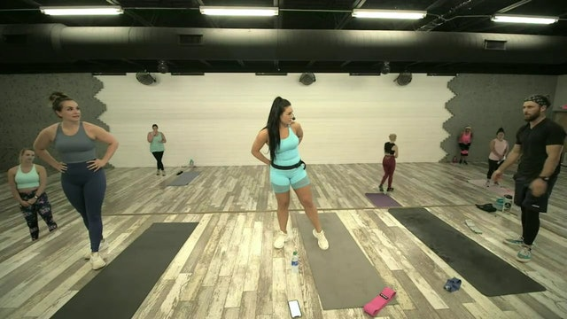 Planks & Bands  06-08-21 HIIT2Fit