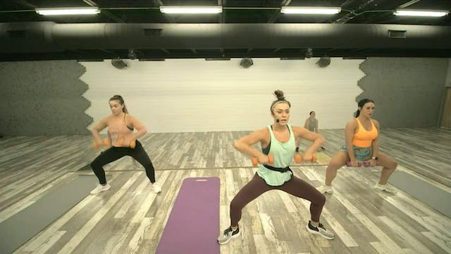 27 Moves (Full Body) 07-31-21 HIIT2FIT