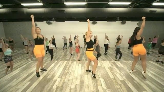 Dance2Fit Full Body 07-15-21