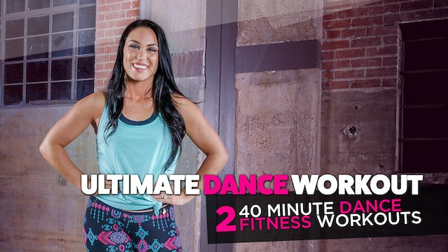 Ultimate Dance Workout by Dance Fitness with Jessica