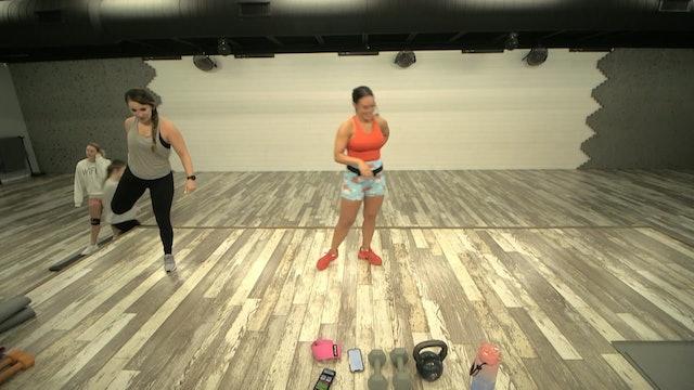 Booty Challenge w/Jessica 09-04-21