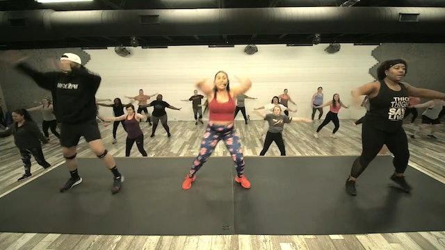 Thursday 11-19 Dance2Fit