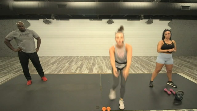 Wednesday 7-8 HIIT2Fit