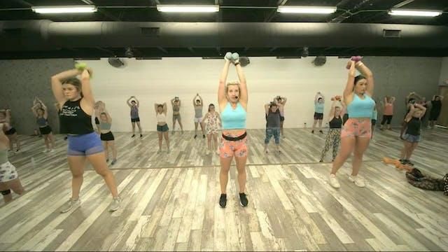 Leslie's Dance Arm Burnout 08-08-21