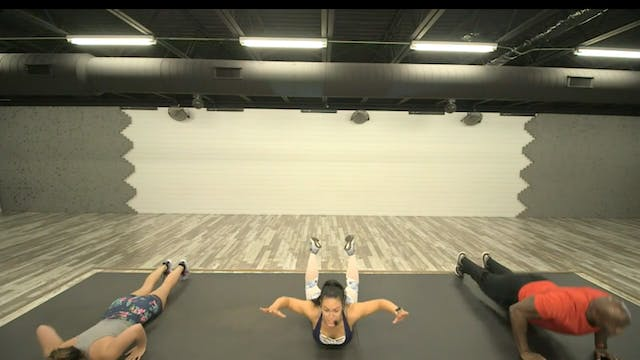 Arms + Abs Focus 09-01-20 HIIT2FIT
