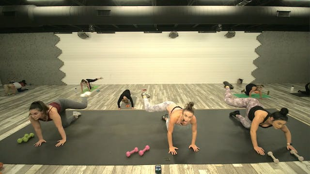 High Impact EMOM 12-16-20 HIIT2Fit