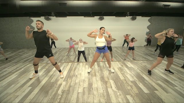 Dance2Fit With Jessica  09-09-21