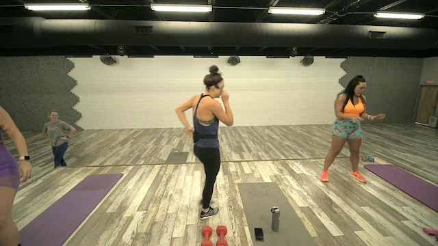 High Intensity Strength Sets (Legs) 05-19-21 HIIT2FIT