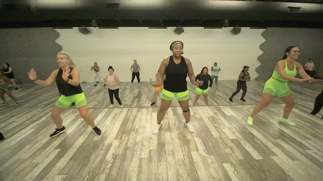 Wednesday 09-22-21 Dance2Fit