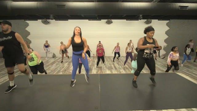 Thursday 7-9 Dance2Fit 2nd Class