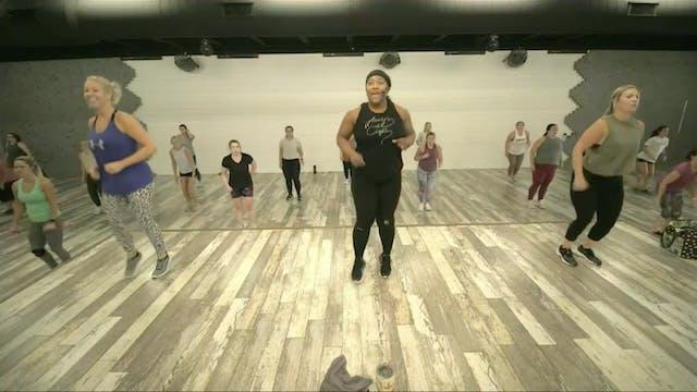 Dance2Fit w/ Valeria 09-01-21