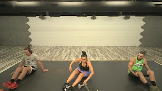 Tuesday 7-21 HIIT Class - Leg/Glute Challenge