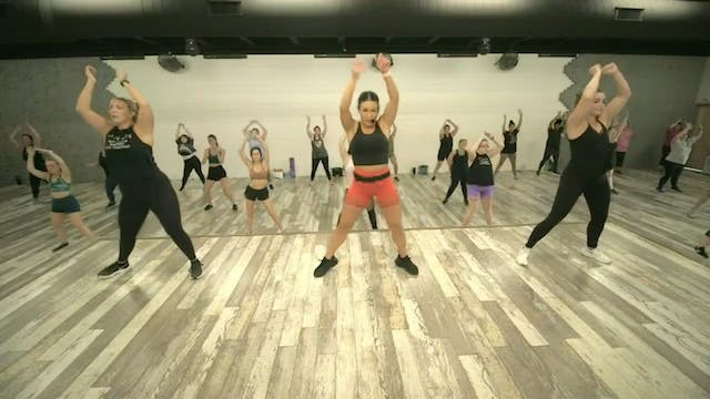Sweat With Jess 08-23-21 Dance2Fit