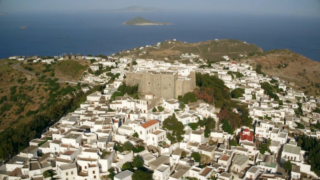 Episode 16 - John and the Island of Patmos
