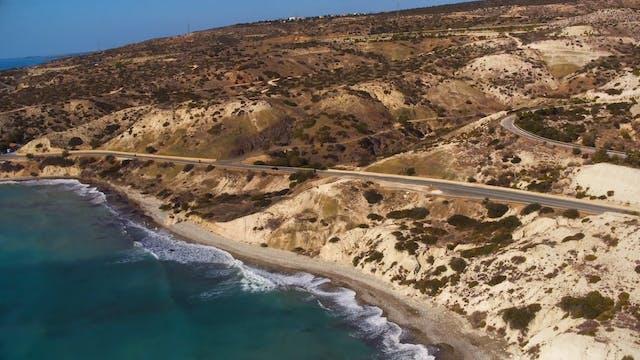Side Road - Ancient Paphos