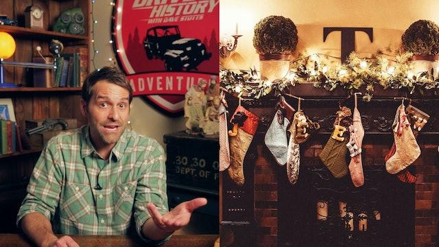 History of Christmas Traditions – Christmas Stockings