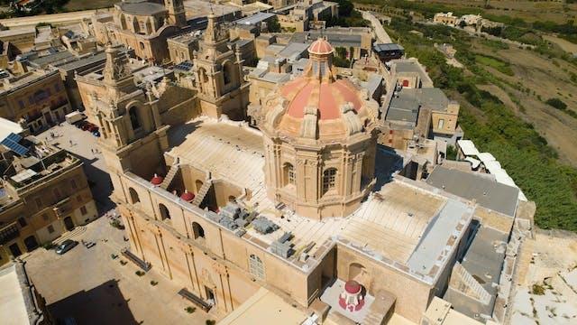 Side Road - Island of Malta