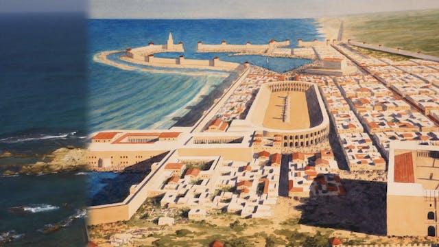 Side Road - Caesarea Maritima