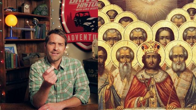 History of Christmas Traditions – Saint Nicholas