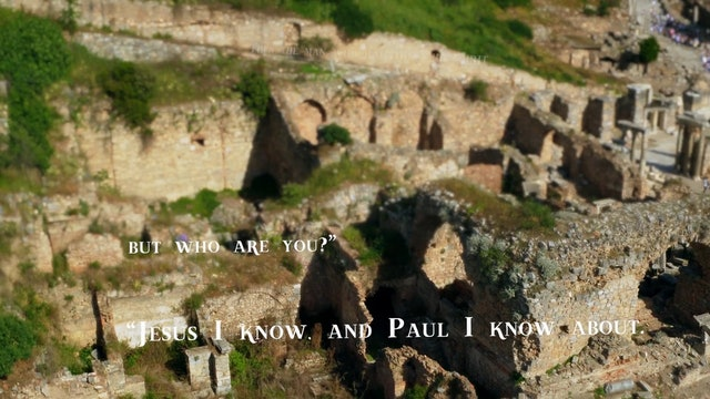Episode 11: Paul's Third Missionary Journey -- Ephesus