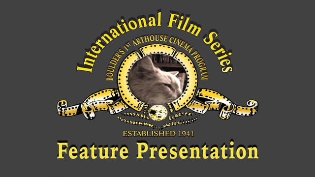 International Film Series - Intro