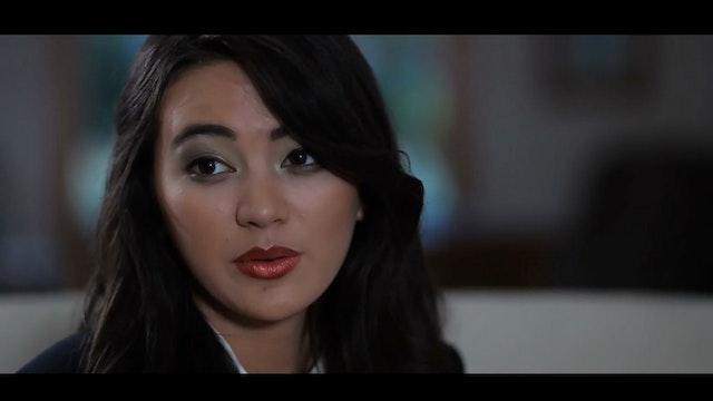 The Vampire Novelist - (starring Jessica Henwick)